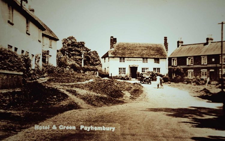 Six Bells Inn - Payhembury